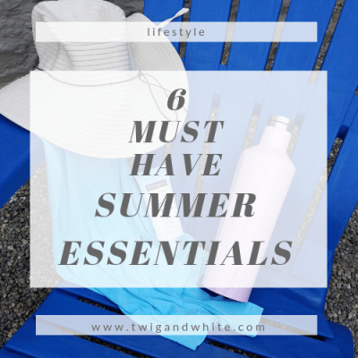 6 Must-Have Summer Essentials