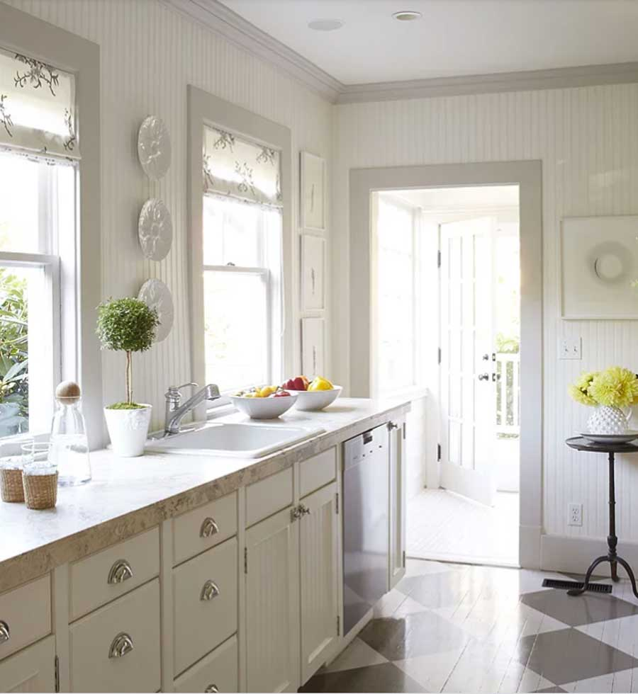 gray trim inspiration