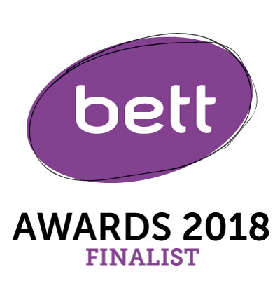 Reach Out Reporter shortlisted for Bett Award 2018