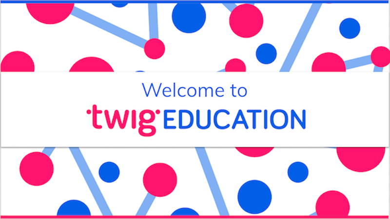 Big news—Twig World Ltd is becoming Twig Education!