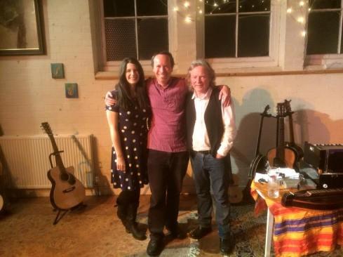 Reg, Jess & Simon 25.4.15