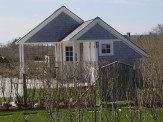 Nantucket Home in Tom Nevers built by Twig Perkins Inc. -16