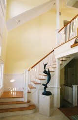 Nantucket Home in Tom Nevers built by Twig Perkins Inc. -20