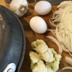 caluiflower prep