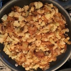 cauliflower &_onions