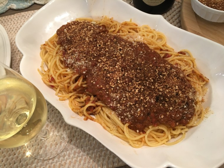 st joseph spaghetti