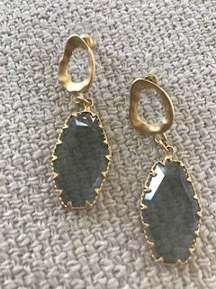 Loved these earrings...they came home with me!