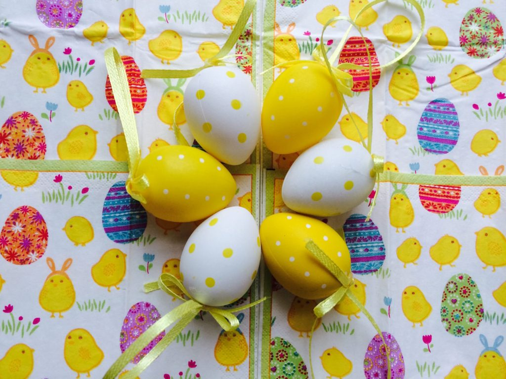 4 ways to protect your dog this easter twilight bark uk there are a lot of cute easter decorations and gifts available if you want to provide your friends and family with something other than chocolate negle Images