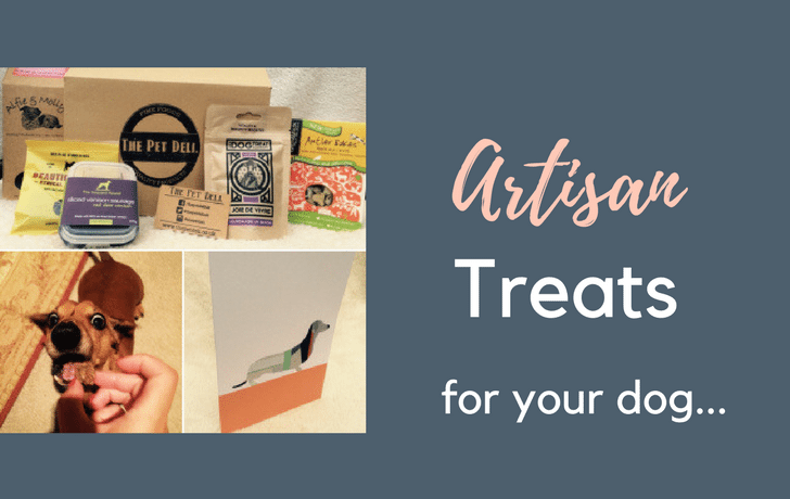 The Artisan Pet Deli – Dog Treats Galore!