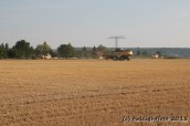 Getreideernte - Auf zum nächsten Acker