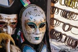 Karneval in Venedig - Masken