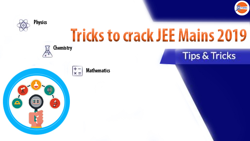 Top 5 tricks to crack JEE Mains 2019