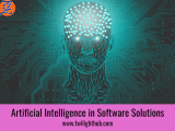 Artificial Intelligence in Software Solutions