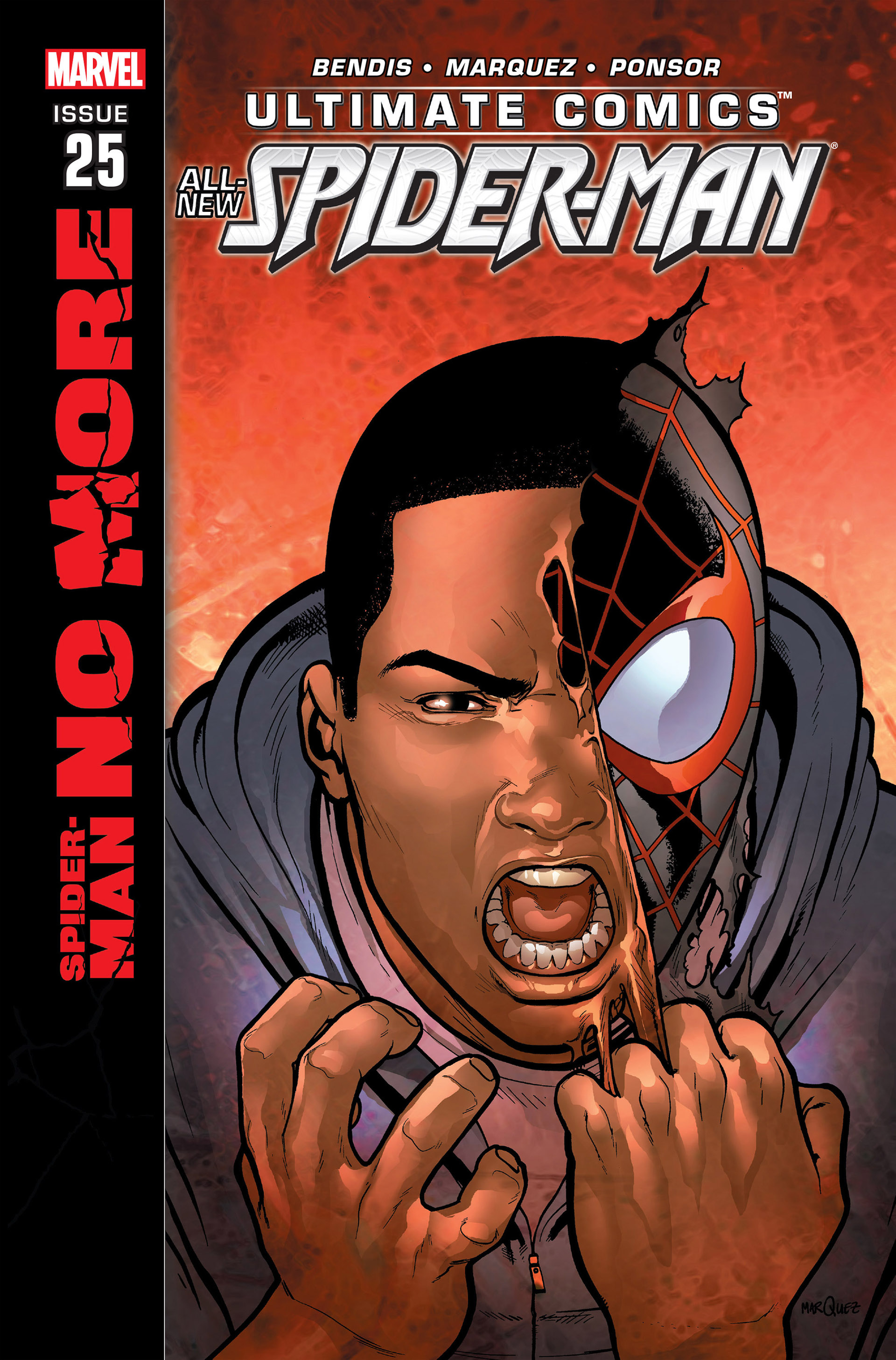 Ultimate Comics All New Spider Man 25 Review