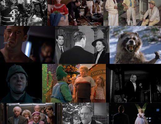 12 Movies for  Christmas