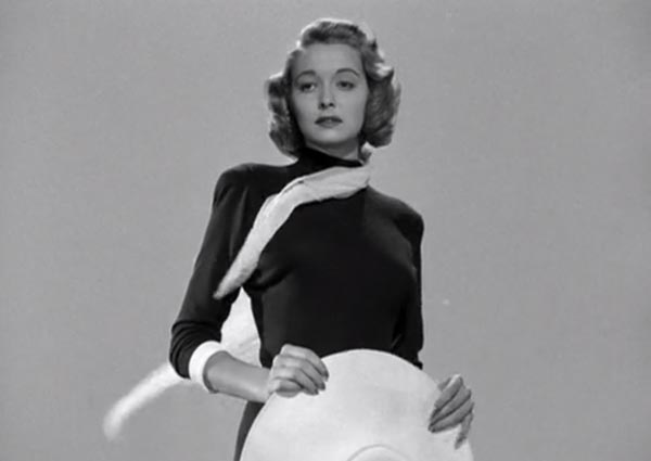 Patricia Neal as Dominque
