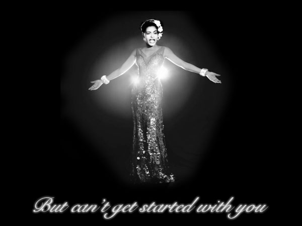Billie Holiday as Edee