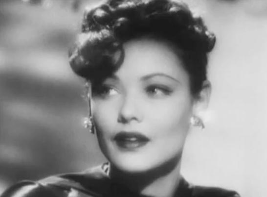 Gene Tierney as Laura in The Lost Classic That Never Was