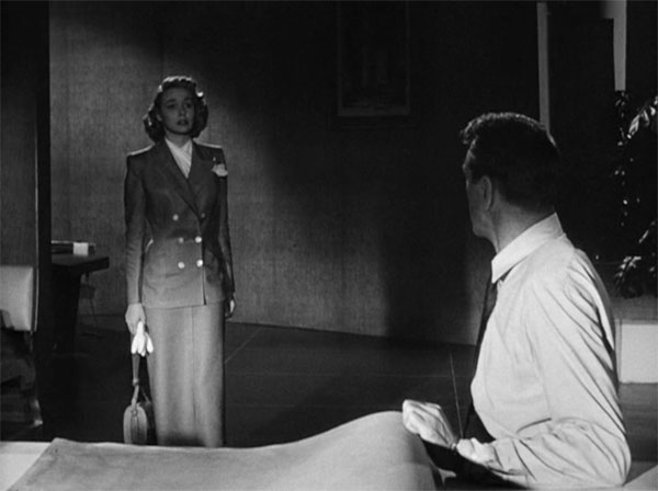 Patricia Neal and Gary Cooper in You Can Take Your Fountainhead With You and Swing It!