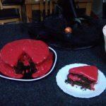 Bloody Mess Cake