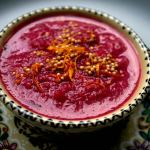 Beetroot, Orange & Mustard Soup