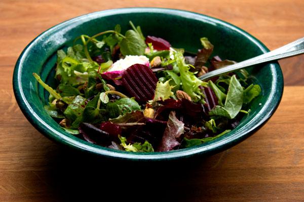 super-quick salad