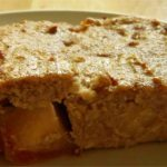Guilt-Free Cinnamon Apple Cake