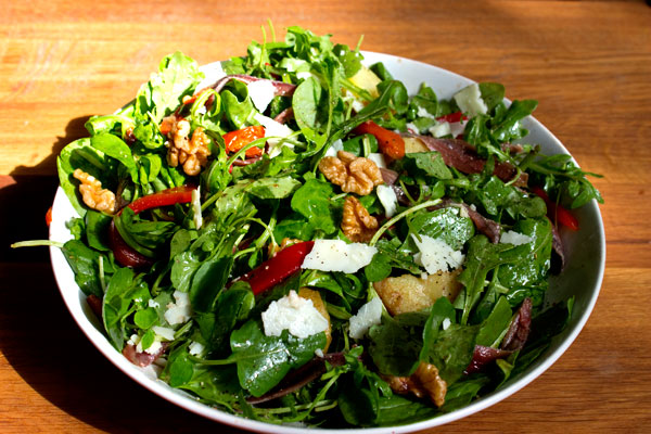 salad-with-anchovies