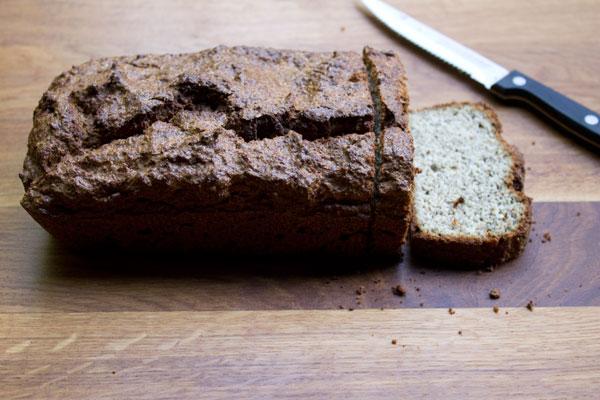savoury gluten-free loaf
