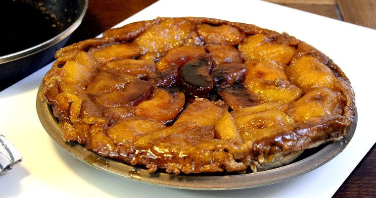 Toffee Apple Tarte Tatin