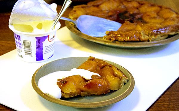 slice-with-creme-fraiche
