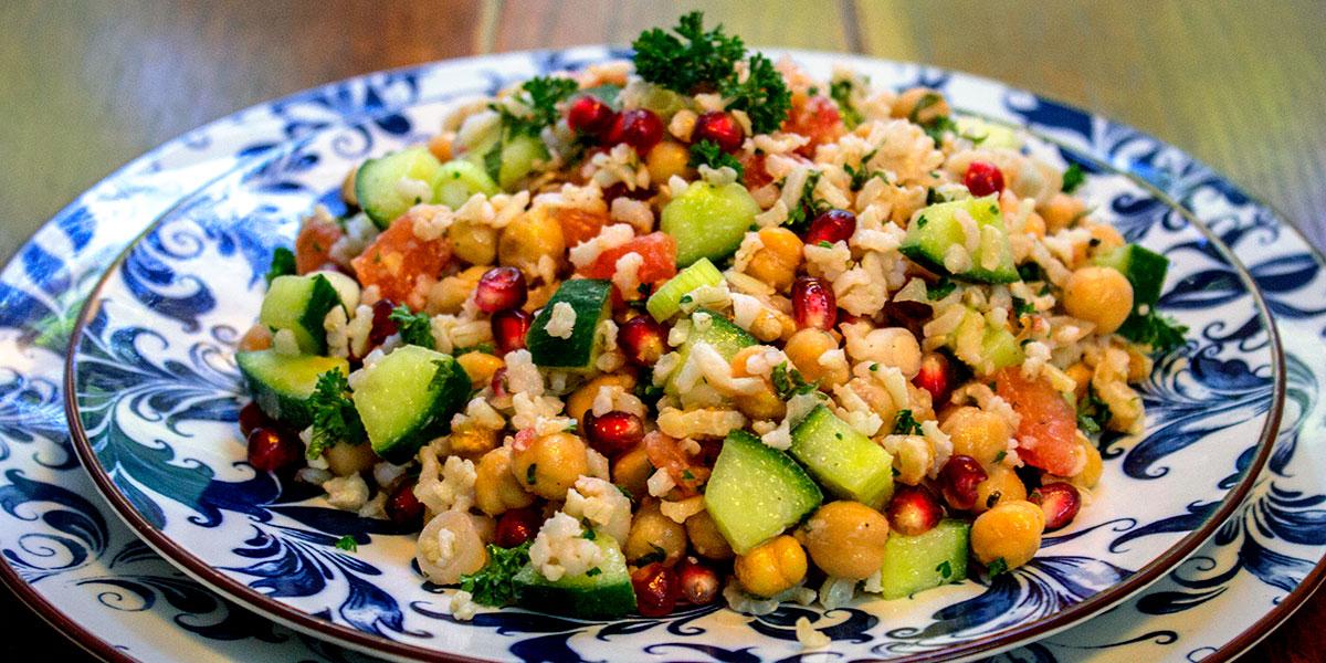 Vegan Victory Salad