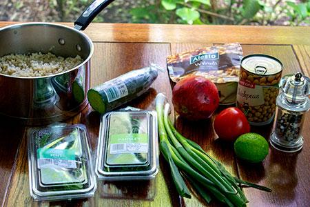 vegant victory salad ingredients