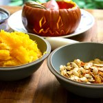 Pumpkin Risotto with Sage and Orange