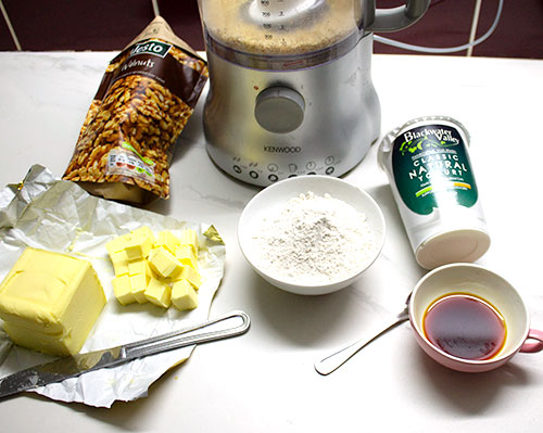 gluten-free pastry for quiche ingredients