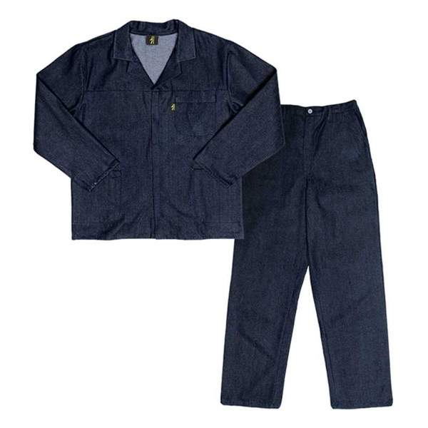 Denim Work Suit (2 Piece)