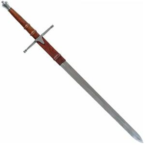 Mel Gibson Signed Braveheart Replica Sword