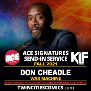 Don Cheadle Signing