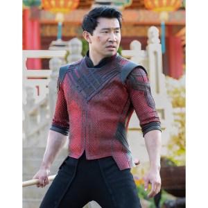 Simu Liu Signed Shang-Shi Image #5