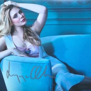 Elizabeth Olsen Signed 8x10 Studio Shot