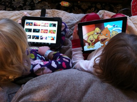 """The Modern Toddler iPad Experience"" via Wayan Vota"