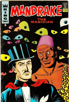 Lothar from Mandrake the Magician