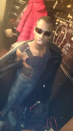 Tre' Da Marc as Blade