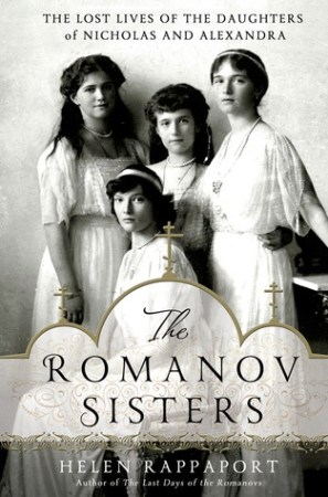 Romanov Sisters Book cover