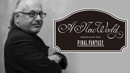 Arnie Roth; A New World: intimate music from FINAL FANTASY