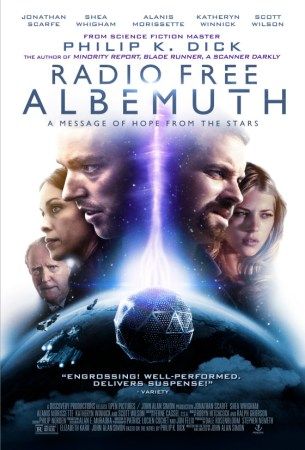 Movie poster for Radio Free Albemuth