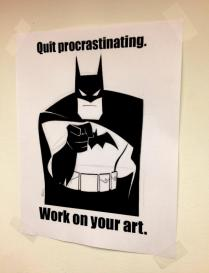 Batman  Work