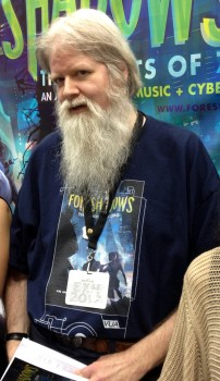 Ed Greenwood  at Gen Con Indy in 2012. Photo by John LaSala