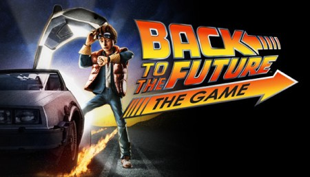 Poster for Back to the Future: The Game