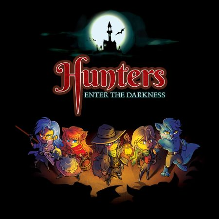 Box Art Hunters Enter the Darkness update